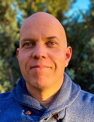 Chris Johnson portrait